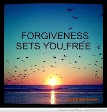 FORGIVENESS SUNSET